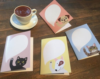 Pixie In Packs Greeting Cards (PP17)