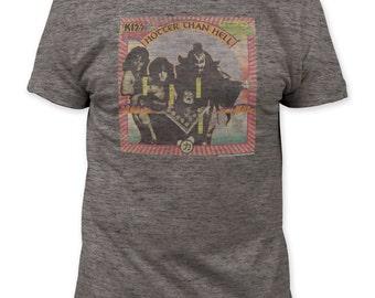 KISS - Hotter Than Hell T-Shirt (KISS25)
