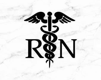 RN Decal