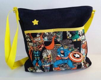 Bag super hero