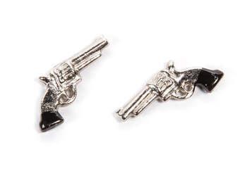 Miniature Western Pistols