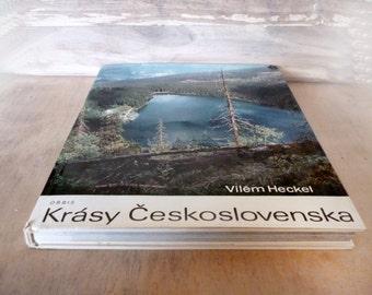 Czech Photography Pictorial book Photo Coffee table books Memorabilia Old Czechoslovakia History Souvenir Art illustrations Nostalgia Praque