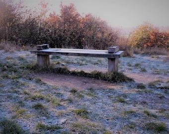 In frost