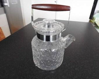 Teapot /Finland/ SIAL /  designed by Eugen Montelin, mid century modern