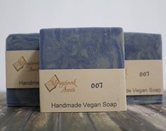 007 Cold Process Vegan Soap