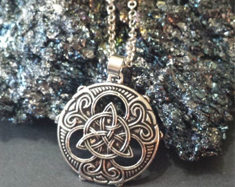 Irish Celtic Triquetra-pagan jewlery-Paganism-Celtic-Celtic knots