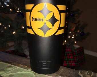 Steelers Yeti Etsy