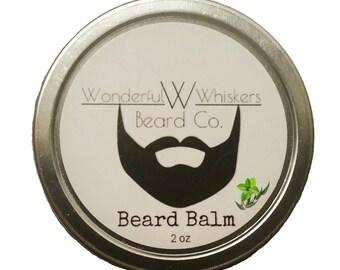 Mint Eucalyptus Beard Balm