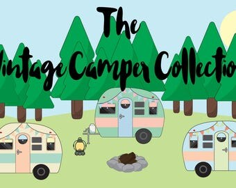 The Vintage Camper Collection