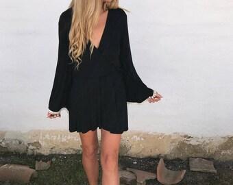 Burns Dress