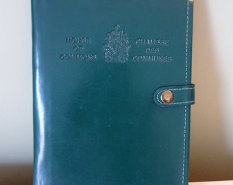 House of Commons Notebook