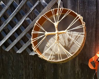 "Basic 13"" Native American Drum"