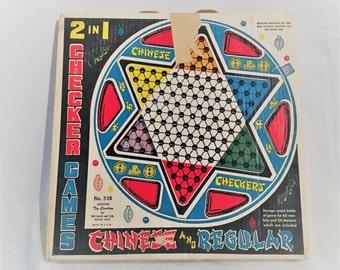 Tin Litho Game Board