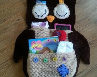 Owl Organizer