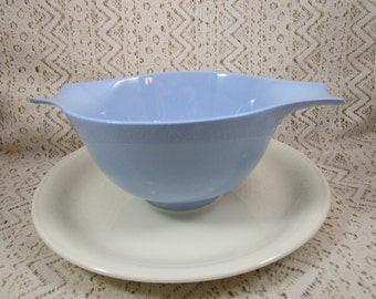 Homer Laughlin Skytone, 1948-1959, Gravy Boat