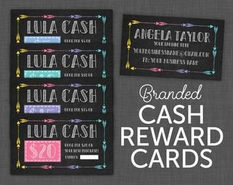 Lula Cash Card - LulaCash - Reward Card - Black