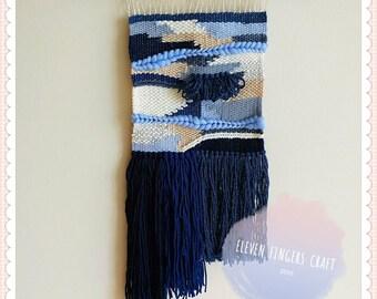 Handmade Weave - Blue Sands