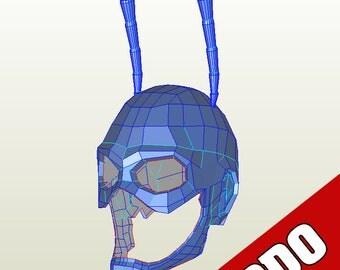 Tick The Hero helmet