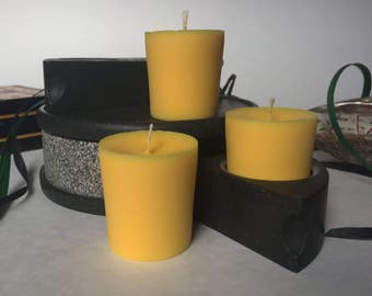 Ginger Scented Soy Wax Votives
