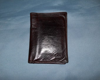 Authentic vintage The Bridge wallet ! Genuine leather !