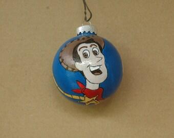 Disneys Toy Story Movie Woody and Bullseye
