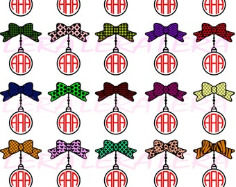 60 % OFF,Christmas Balls Monogram,Christmas Balls Clip Art,Christmas Ornaments SVG, png,dxf,eps,ai,Christmas svg,Monogram Frames for Cutters
