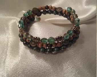 Southwest memory bracelet