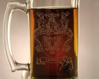 Coat of Arms Beer Mug