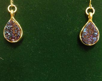 The Dreamy Druzy Drop