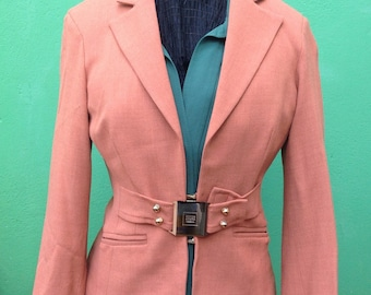 90s Elizabeth Franks Jacket//Vintage Jacket//Elisabeta Francs Vintage//Celyn b Jacket//90s Jacket