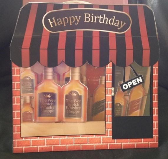 verjaardag man whisky