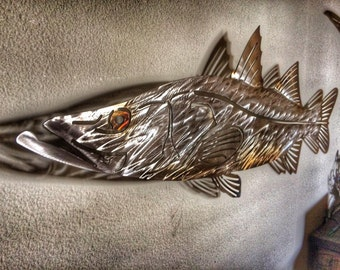 Stainless steel Snook