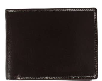 Real Leather Wallet for Mens