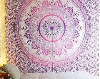 Mandala tapestry, mandala wall hanging, mandala bed spread, mandala wall decor, mandala, mandalas, mandala wall tapestry, boho wall hanging