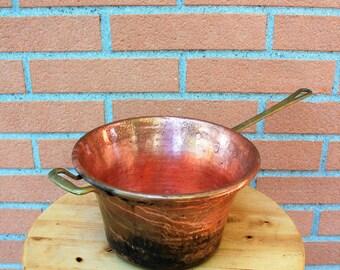 Copper Pan Italian years 60