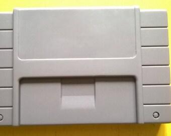 Custom Super Nintendo Cartridge - YOU Design it!