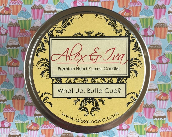 Whats Up, Butta Cup? - 8 oz. tin