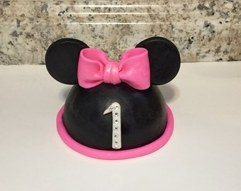 Minnie Mouse ears (Mickey)