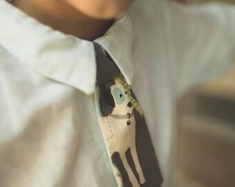 Pup tie