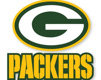 Green Bay Packers Decal / Sticker Die Cut Part 59