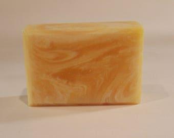 Lemongrass PURE Cold Process Soap