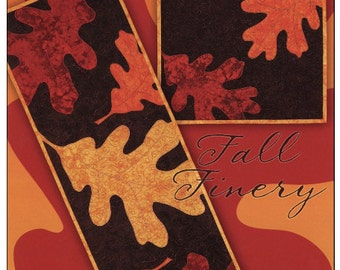 Fall Finery Panel