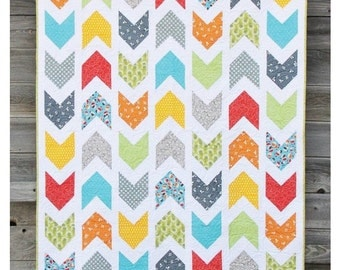 Pow-Wow Quilt Pattern