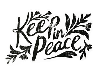 Keep In Peace