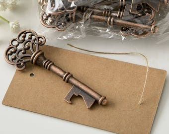 Bottle Openers-Wedding Favors-Wedding Favors for Guest-Copper-DIY