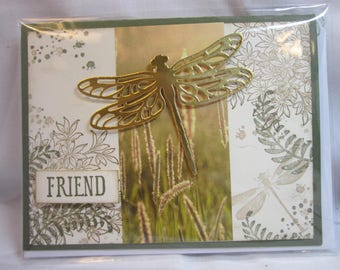 Gorgeous Friendship card