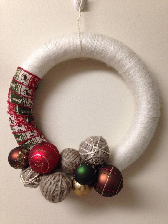 Christmas Wreath Neutrals