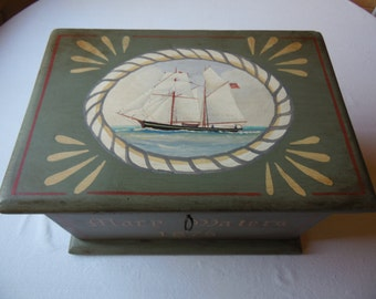 Sailor's Ditty Box