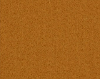 Golden Rod Craft Felt Fabric - Kunin Felt - Gold Crafting Felt