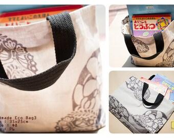 Handmade Small ECO Bag Handbag/Thai Cotton Bag bag/Shoulder bag/ Women bag/Shopping Bag/Made to order
